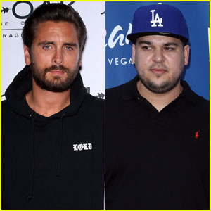 Scott Disick Gave Rob Kardashian A Lot of Fatherhood Advice