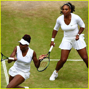 Venus & Serena Williams Lose First Round Women's Doubles at Rio Olympics 2016