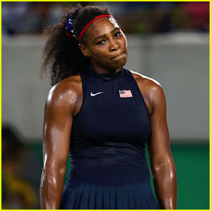 Serena Williams Loses in Third Round of Olympics Tournament