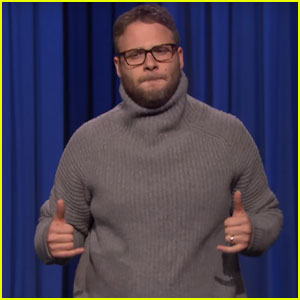 Seth Rogen Hilariously Sings Drake's 'Hotline Bling' During Lip Sync Battle