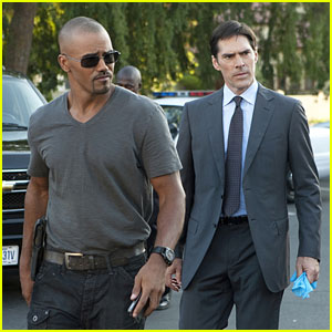 Criminal Minds' Shemar Moore Posts Crypic Video After Co-Star Thomas Gibson's Firing