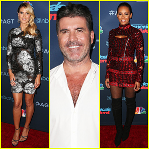 Simon Cowell, Howie Mandel, Heidi Klum & Mel B Will Be Back For 'America's Got Talent' Season 12!
