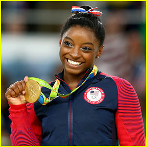 Simone Biles is the 'Top Pick' for 'Dancing with the Stars' Season 23 - Report