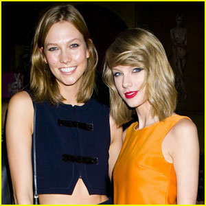Taylor Swift Writes Sweet Birthday Note For Karlie Kloss