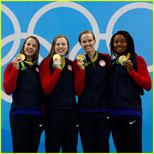 Team USA Wins 1,000th Summer Olympics Gold Medal With Women's Medley Relay!