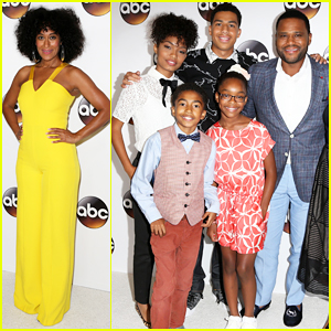 Tracee Ellis Ross & 'Black-ish' Creator Kenya Barris Are 'Tired Of Talking About Diversity'