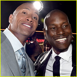 Tyrese Responds to Dwayne Johnson's 'Candy Asses' Instagram Post