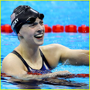 USA's Katie Ledecky Wins Second Gold Medal at Rio Olympics!