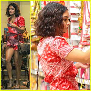 Production Delayed on Vanessa Hudgens' New Show 'Powerless'