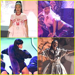 Rihanna: VMAs 2016 Performance Videos - Watch Every Clip!