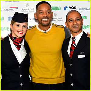 Will Smith Speaks About Islamophobia During 'Suicide Squad' Press Tour
