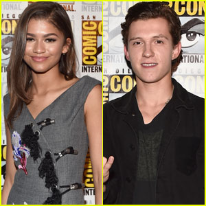 Zendaya & Tom Holland Show Off Their Epic Dance Moves