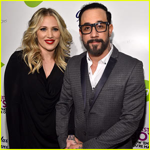 A.J. McLean & Wife Rochelle Are Expecting Their Second Child!