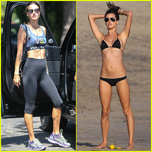 Alessandra Ambrosio is 'Forever on Vacation' in Labor Day Weekend Pics!