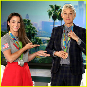Aly Raisman Hopes to Compete in 2020 Tokyo Olympics!