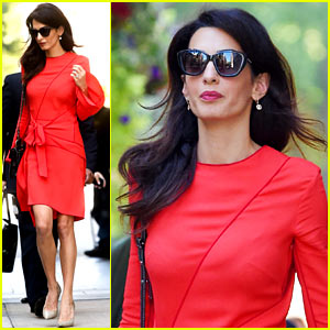 Amal & George Clooney Don't Like 'Spending Too Much Time Apart'