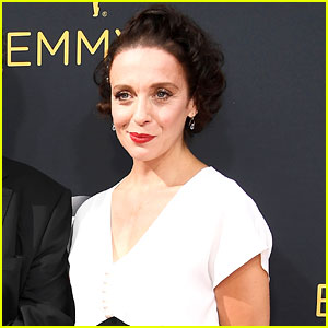 Sherlock's Amanda Abbington's Purse Was Stolen at Emmys 2016