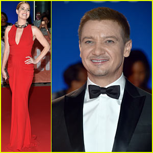 Amy Adams & Jeremy Renner Premiere 'Arrival' at TIFF 2016