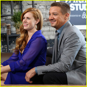 Amy Adams & Jeremy Renner Make Their 'Arrival' at TIFF!
