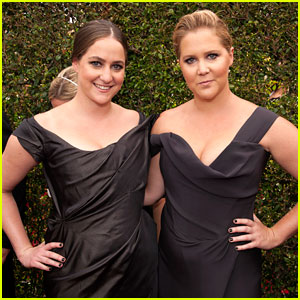 Amy Schumer Gives Her Tampon a Shout-Out at Emmys 2016