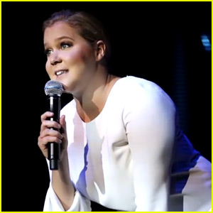 Amy Schumer Throws Sexist Heckler Out of Audience (Video)