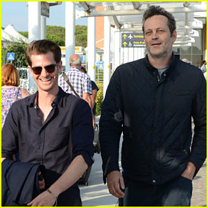 Andrew Garfield & Vince Vaughn Buddy Up at 2016 Venice Film Festival!