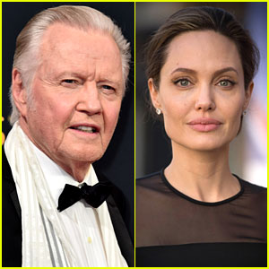 Angelina Jolie's Dad Jon Voight Breaks Silence on Brad Pitt Split