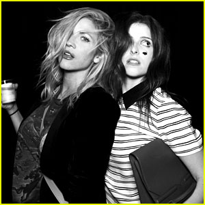 Anna Kendrick & Brittany Snow Reunite for Some Creepy Fun ...