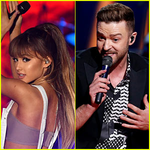 Ariana Grande & Justin Timberlake Team Up on 'They Don't Know' from 'Trolls' Soundtrack - Listen & Stream Now!