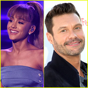Ariana Grande Slams Ryan Seacrest for Asking About Mac Miller