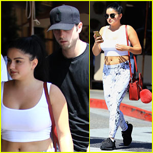 Ariel Winter Says She Isn't Dating Sterling Beaumon!