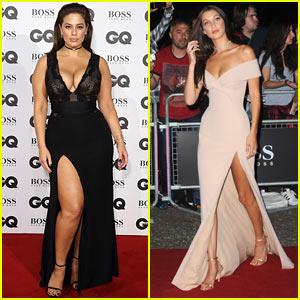 Ashley Graham & Bella Hadid Bring Sexy to GQ's Men of the Year Awards!