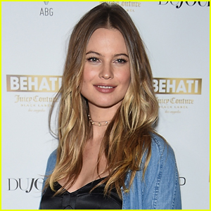 Behati Prinsloo Shows Off Her Baby Bump Days Before Due Date