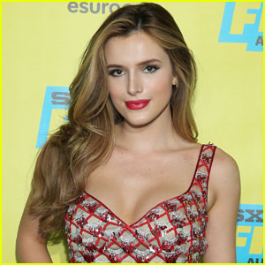 Bella Thorne Is Still Single Despite Snapchat Kiss With Another Girl