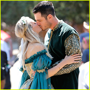 The Bachelor's Ben Higgins & Lauren Bushnell Share First 'Happily Ever After?' Reality Show Photos!