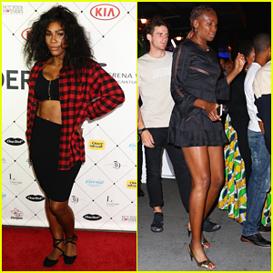 Beyonce Approved Serena Williams' NYFW HSN Collection Poem!