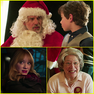 Billy Bob Thornton Returns In Offical 'Bad Santa 2' Red Band Trailer - Watch Now!