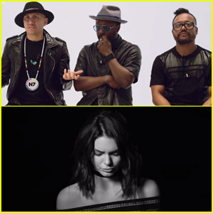 Kendall Jenner, Jaden Smith & More Stars Join Black-Eyed Peas on 'Where is the Love?' Remake (Video)