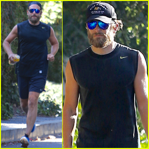 Bradley Cooper Gets in an Afternoon Workout in LA