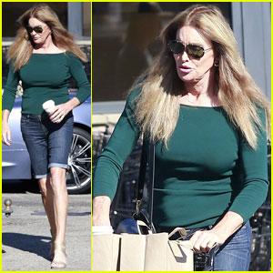 Caitlyn Jenner Makes Her Daily Starbucks Run in Malibu