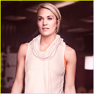 Carrie Underwood Models For Calia's New Campaign