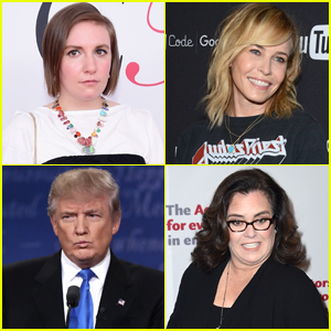Celebs Defend Rosie O'Donnell After Donald Trump Attacks Her During Debate