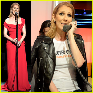 Celine Dion Performs 'Recovering' Live During SU2C (Video)