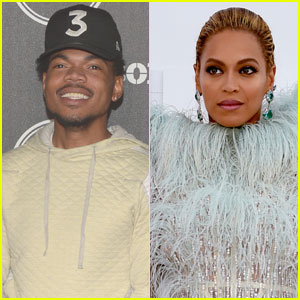 Watch Chance the Rapper Sing 'Happy Birthday' to Beyonce!