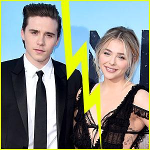Chloe Moretz & Brooklyn Beckham Split? (Report)