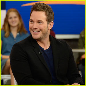 Chris Pratt Teases 'Guardians of the Galaxy 2' on 'GMA' (Video)