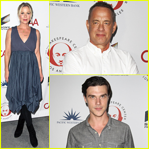 Christina Applegate & Tom Hanks Lend Their Support To Simply Shakespeare Benefit!