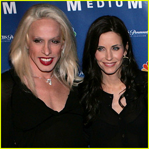 Courteney Cox Writes Touching Tribute to Alexis Arquette