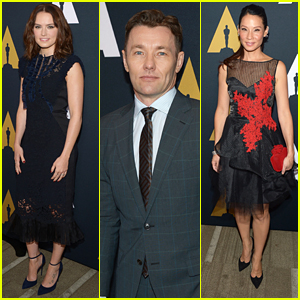 Daisy Ridley & Lucy Liu Honor Emerging Filmmakers at Student Academy Awards 2016