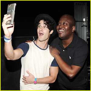 Darren Criss Joins Tituss Burgess, Megan Hilty, & Other Stars for Elsie Music Festival!